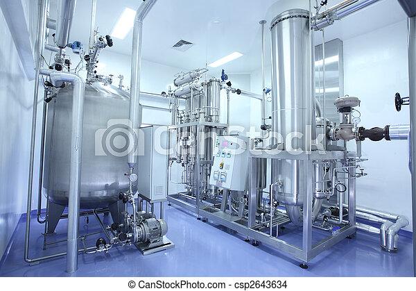 équipement, industriel - csp2643634
