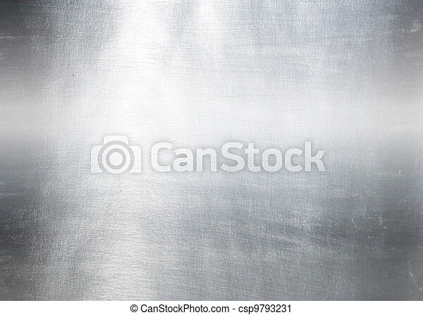 acier, plaque, res, métal, texture, arrière-plan., salut - csp9793231