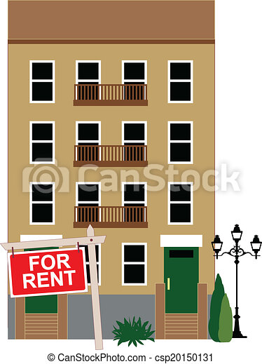appartement, loyer - csp20150131