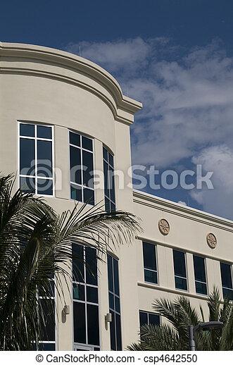 bâtiment, bureau - csp4642550