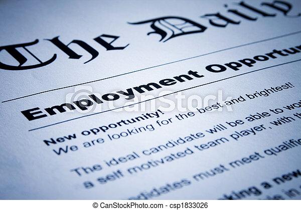classifieds, emploi - csp1833026