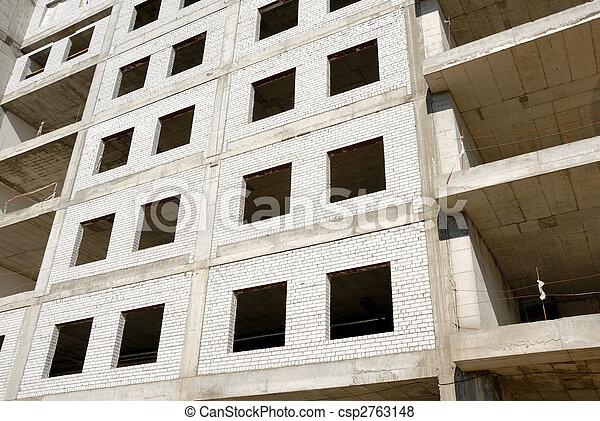 construction bâtiments, bureau - csp2763148