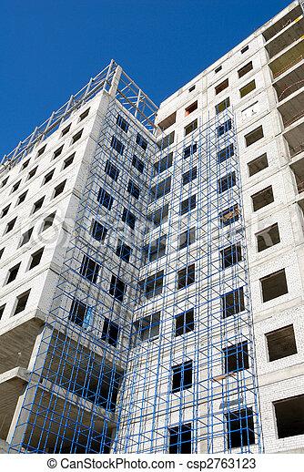 construction bâtiments, bureau - csp2763123
