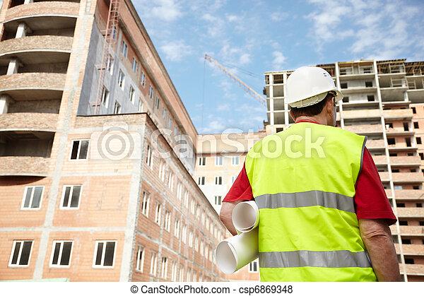 construction, sous - csp6869348