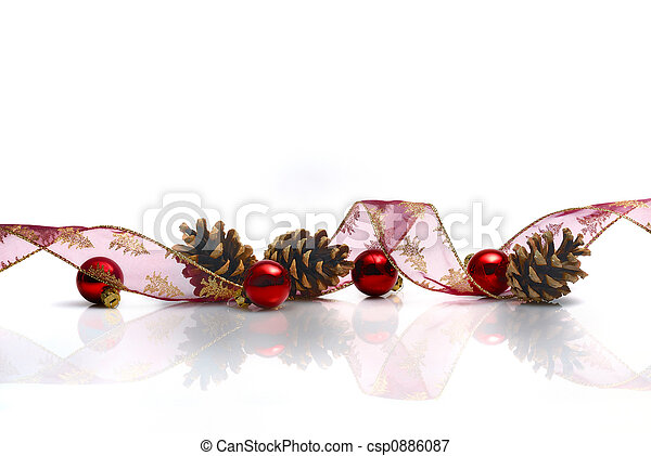 décoration, noël - csp0886087
