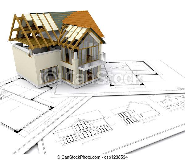 emmagasiner construction, sous - csp1238534