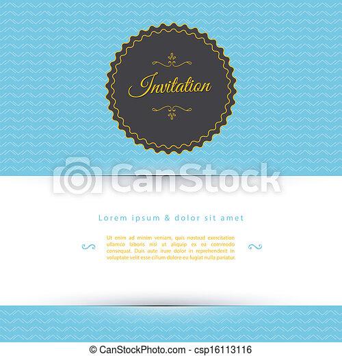 invitation - csp16113116