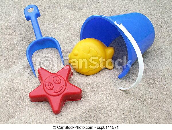 jouets sable - csp0111571