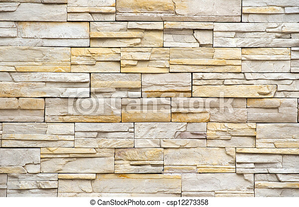 mur pierre, texture - csp12273358