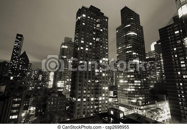 new york - csp2698955