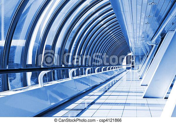 perspective, couloir - csp4121866