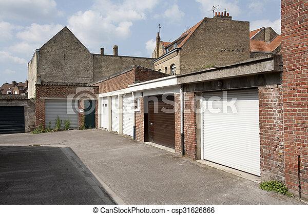 portes garage - csp31626866