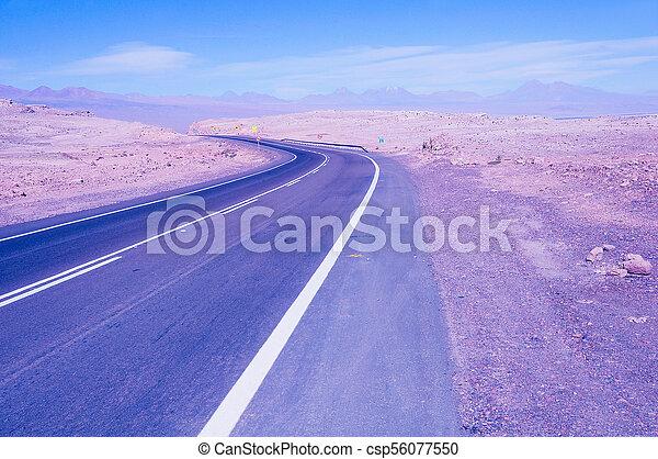 road., vue - csp56077550