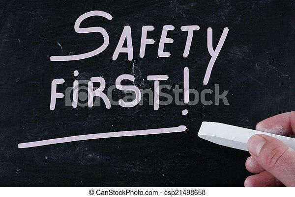 sûreté abord - csp21498658