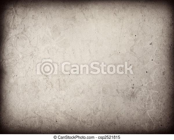 textures, res, salut, grunge, arrière-plans - csp2521815