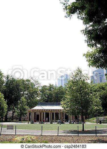 ville parc, central, york, nouveau - csp2484183