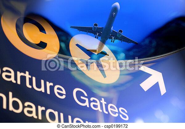 voyage, conception - csp0199172